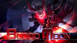 League of Legends: Blood Moon Thresh (Skin Spotlight)