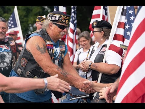 2019 American Legion Legacy Run - Day 2
