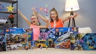 Результаты конкурса от LEGO!