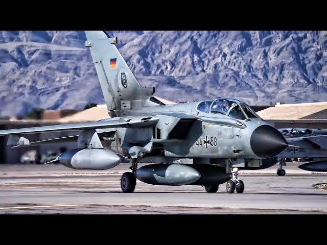 Red Flag Exercise • Nellis Air Force Base (2020)