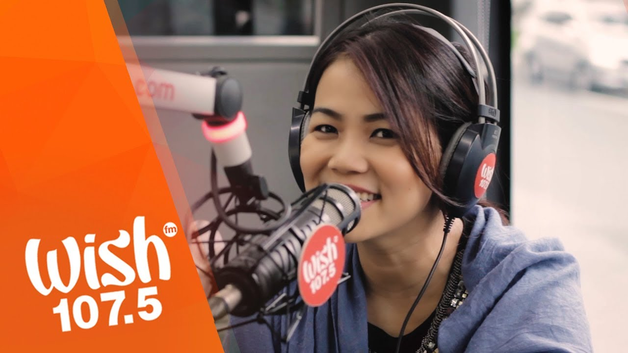 Juris Sings Forevermore Side A Live On Wish 107 5 Bus Youtube