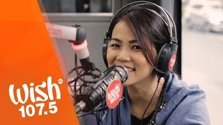 "Juris sings ""Forevermore"" (Side A) LIVE  on Wish 107.5 Bus"