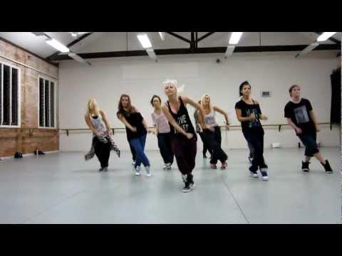 'Turn Me On' David Guetta ft. Nicki Minaj choreography by Jasmine Meakin (Mega Jam)