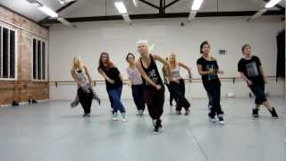 'Turn Me On' David Guetta ft. Nicki Minaj choreography by Jasmine Meakin (Mega Jam)