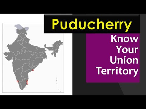 Puducherry GK - Information about Puducherry - General Knowledge for Entrance Exams