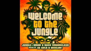 6.Ed Solo & Deekline - English Queen ft. Darrison (original mix) [Welcome to the Jungle]