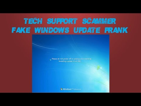 """Tech Support Scammers Play """"Pass The Victim"""""""
