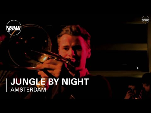 Jungle by Night Boiler Room Amsterdam Live Set