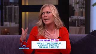 Straight Talk: When Is It Time For The 'Money Talk' || STEVE HARVEY