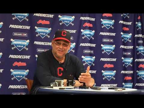 Jefry Rodriguez once again impresses Indians, Terry Francona