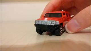 Matchbox Hummer H3 Review