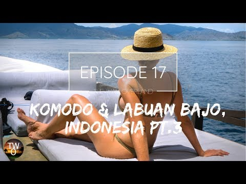 KOMODO & LABUAN BAJO - PART 3 - The Way Overland - Episode 17