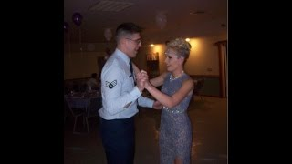 brother surprises sister at sweet 16 party