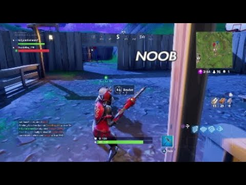How to avoid death in Fortnite