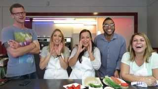 YouTube Cooking Queens Challenge | Kochdesignn | Daydesignn