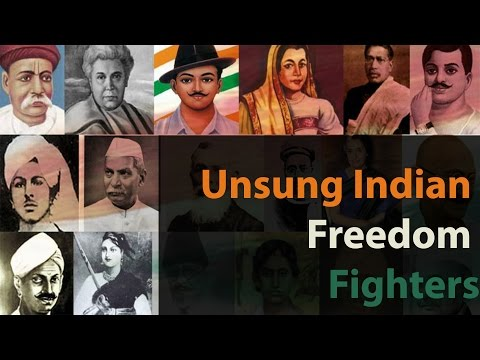 Top 5 - Unknown Indian Freedom Fighters - Independence Day Special | SIMBLY CHUMMA - 80