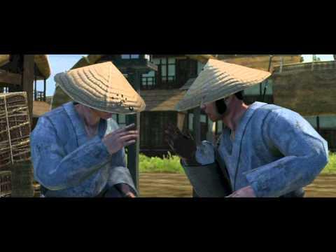 Shogun 2 Total War Tokugawa Intro