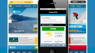 Responsive and Adaptive Website Designs Demo