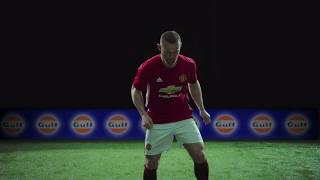 Pressure Moves You | Manchester United | Gulf Oil India