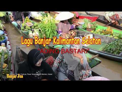 Lagu Banjar Ading bastari