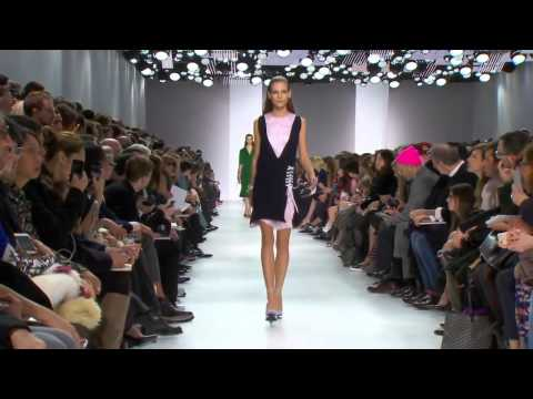Christian Dior | Fall Winter 2014 2015 Full Fashion Show | Exclusive Video