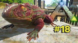 Ark Survival Evolved #18 Prezivljavanje - Zaba (Beelzebufo)