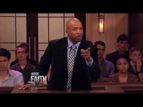 Judge Faith  Caught on Tape