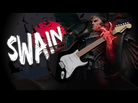 Instalok - Swain (Three Days Grace - Pain PARODY)