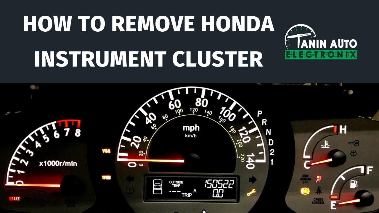 2006 Honda Ridgeline Check Engine Light