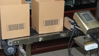 ITF-14 Barcode Carton Inkjet Printer|High-resolution inkjet printer|Large character inkjet printer Thumbnail