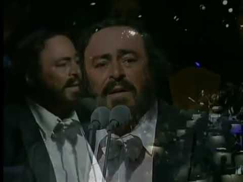 Luciano Pavarotti - Ave Maria, Dolce Maria (Llangollen, 1995)