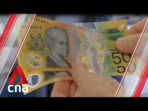 Australian Banknote With