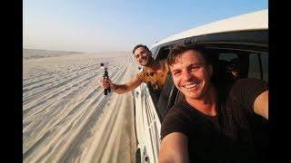 Gambar cover INTO THE DESERT - Qatar Vlog
