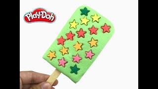 ไอศครีมแป้งโดว์และตัวเลข |ของเล่นเด็ก CREATE Ice-cream playdoh Fun with peppa pig ToyS