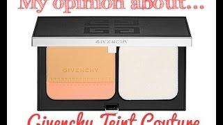 Компактная тональная основа от Givenchy: обзор, мнение, оценка