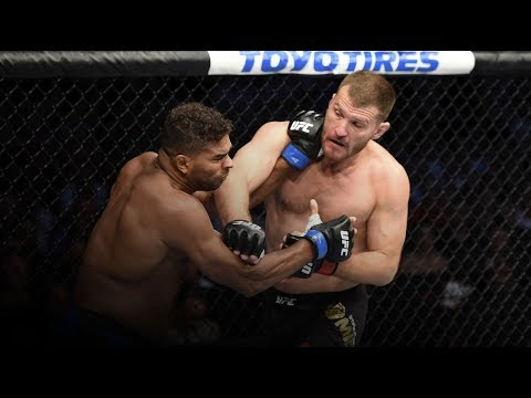 The Stansbury Show - Stipe Miocic Top 5 Knockouts