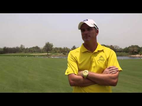Hole 4 - Jebel Ali Golf Resort
