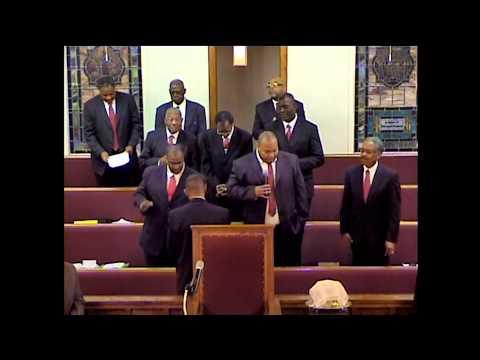 Holsey Chapel C.M.E. Church Men's Choir