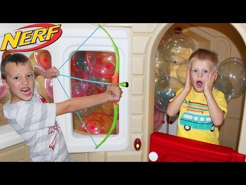 Helium Wubble X Bubble Balls Invade the Playhouse