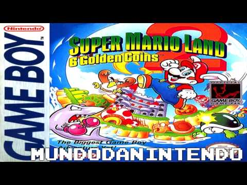 Super Mario Land 2: 6 Golden Coins Soundtrack [FULL HD]