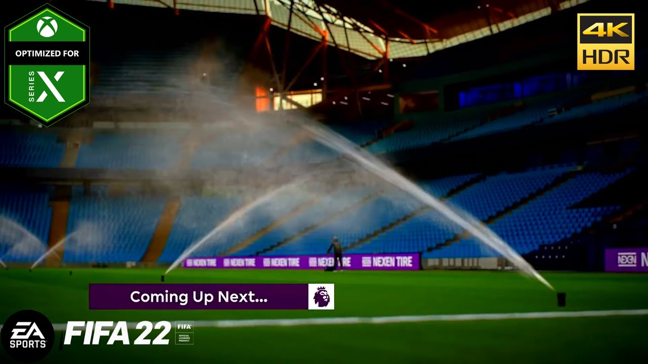 FIFA 22 (Xbox Series X) | Gameplay Compilations