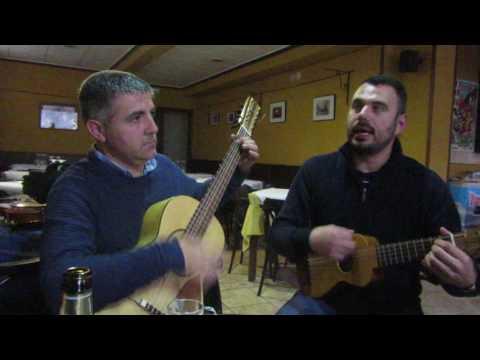 Mirón, Martínez y Galiano por parrandas. Castilléjar (Granada, España), 18-02-2017