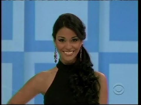 The Price is Right:  October 20, 2008  (Model Serach Week-MANUELA'S FIRST AUDITION!)