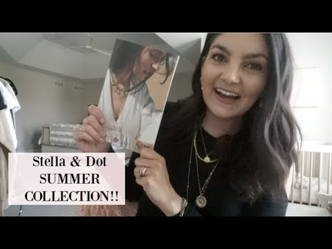 STELLA & DOT | NEW SUMMER COLLECTION | 2020 | COINS, PEARLS AND MORE!