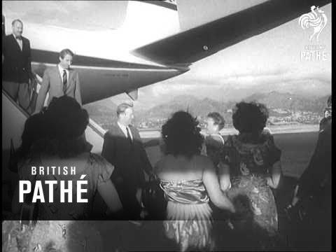 Comet Iii In Hawaii  (1955)