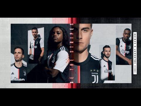 Juventus Fc Home Kit 19 20 Youtube