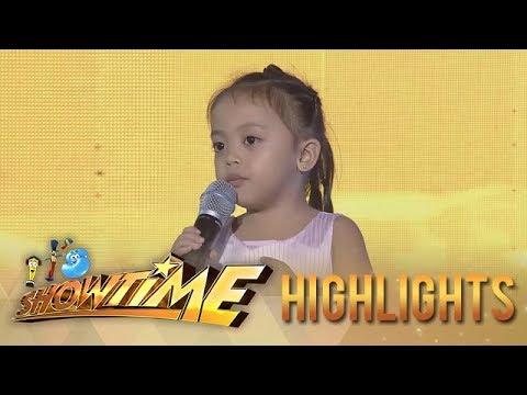It's Showtime MiniMe 3: Aina Rmycel Salazar | Mini Esang De Torres