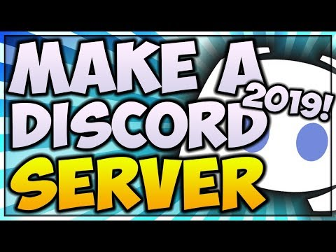 How To Setup A Discord Server 2020/2019! 👾 FULL Beginners Guide (ADD ROLES, PERMISSIONS, AND MORE!)