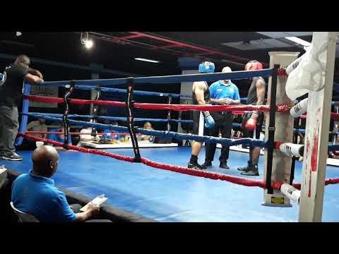 Joshua Edwards Golden Gloves 201 Lb Greater Houston/Texas Championship Bout