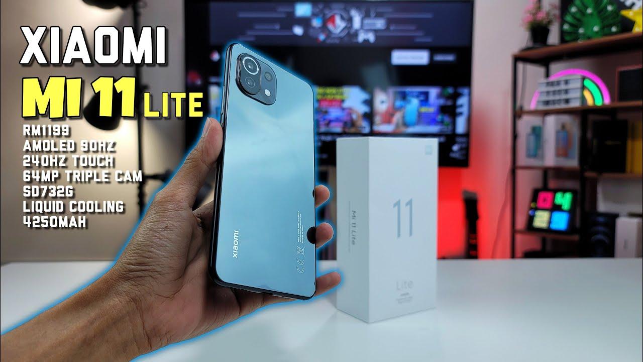 Xiaomi Mi 11 Versi Murah! – Unboxing Mi 11 Lite